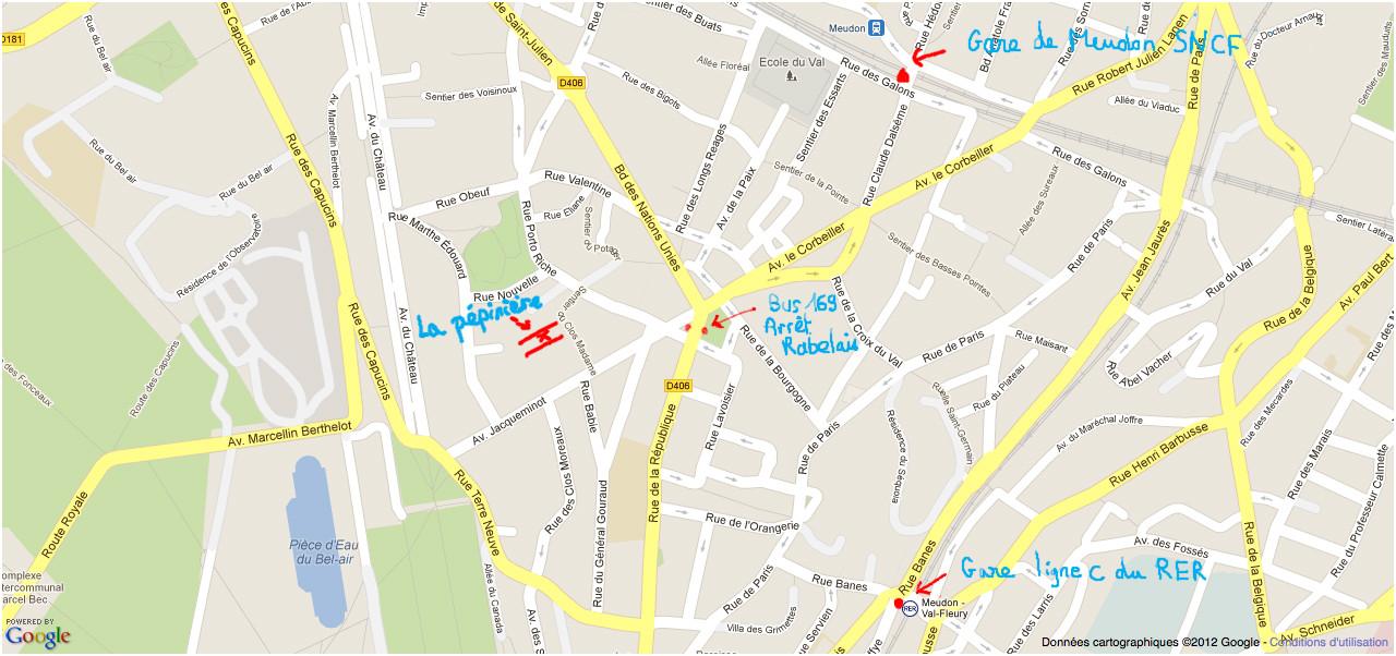plan de cul Meudon